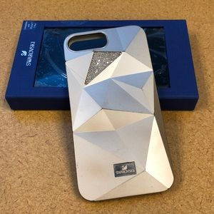 SWAROVSKI iPhone 7plus case in good condition